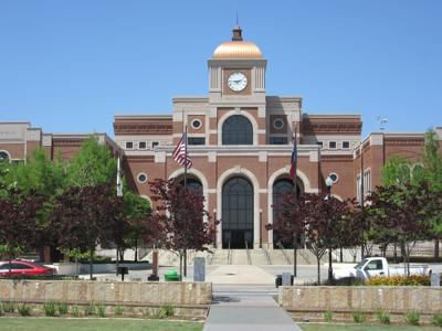 Lewisville City Hall
