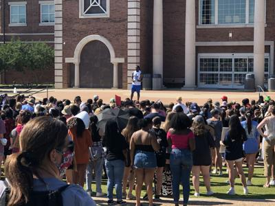 Coppell rally