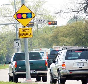 Superior Red Light Cameras Catch 2,070 Violations In March