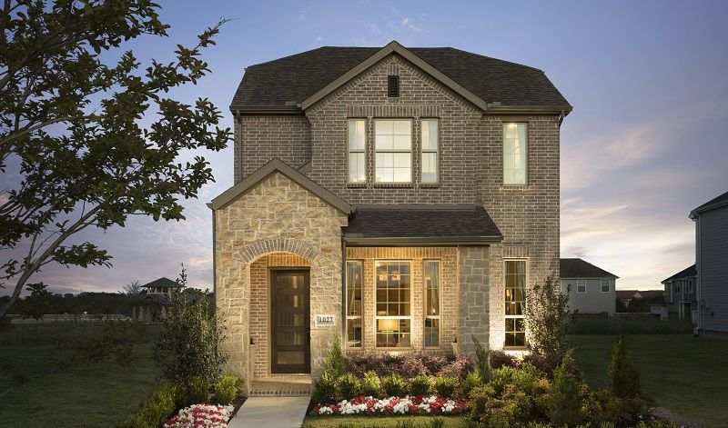 K  Hovnanian Homes and Meritage Homes to bring single-family