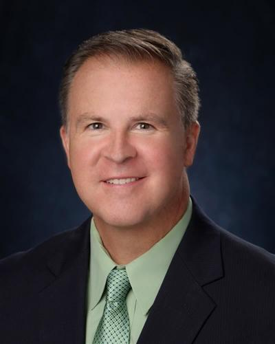 Superintendent Brad Hunt