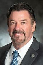 Mayor George Fuller