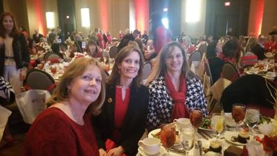 Go Red luncheon