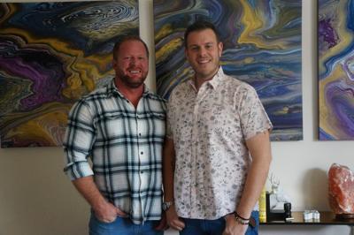Jeremy and Lee Masse