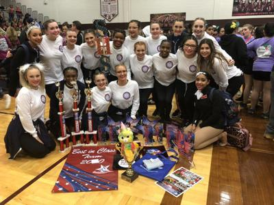 Swingsters dance home with awards