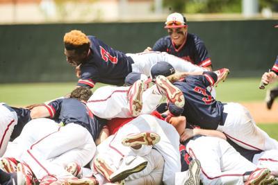 Boyd Baseball Celebration