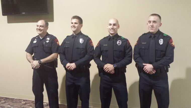 Toyota Of Rockwall >> Lewisville police recruits graduate from police academy ...