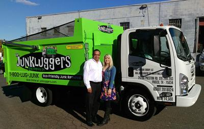 The Junkluggers franchise in Frisco