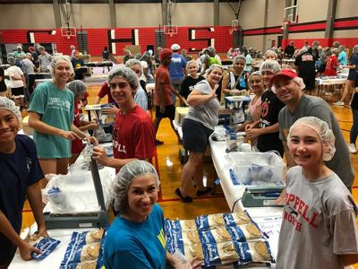 Coppell 1 Million Meals