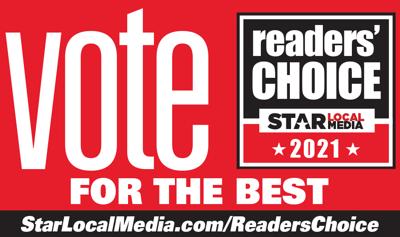 Readers' Choice 2021