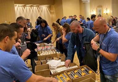 AmerisourceBergen helps United Way of Denton County