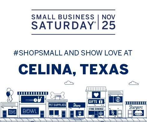 Shop Small Celina