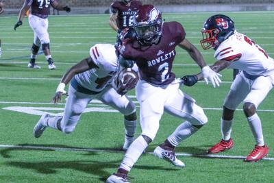 ROWLETT FOOTBALL ANTONIO HULL