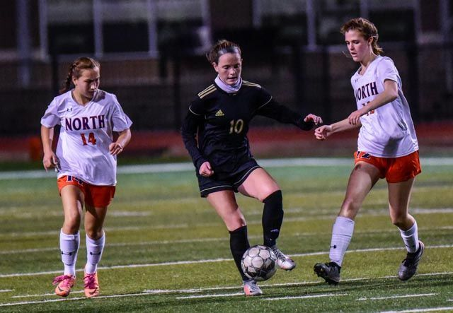 Kristen Sueltz The Colony soccer