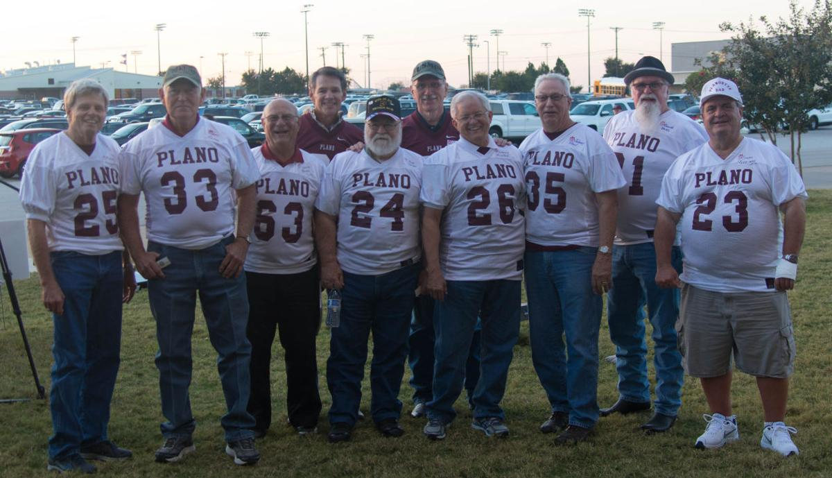 3269a73b Plano's first integrated football team looks back on 1965 state ...