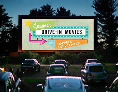 Coppell drive-in movies