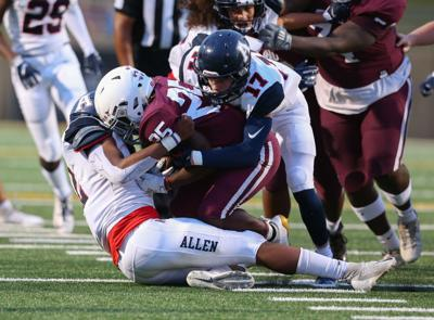 ALLEN FB DEFENSE