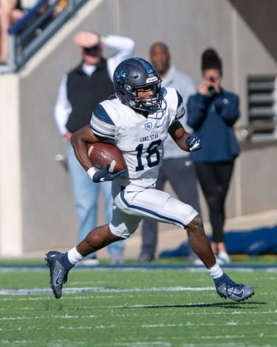 FRISCO LONE STAR FOOTBALL MARVIN MIMS