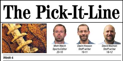 Pick It Line Week 4 TITLE