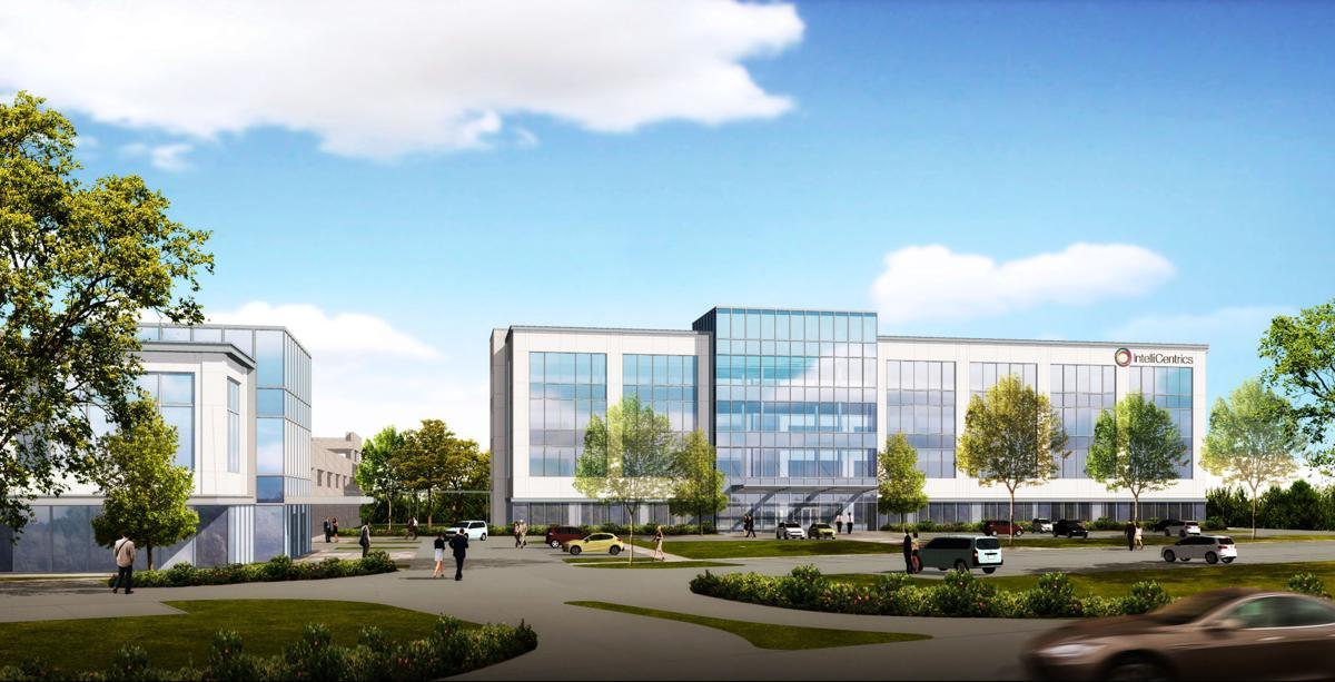 Construction begins on Lakeside International Office Center in Flower Mound