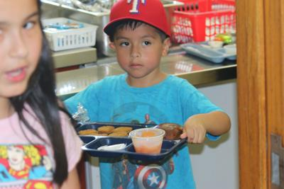 Mesquite ISD offers free meals