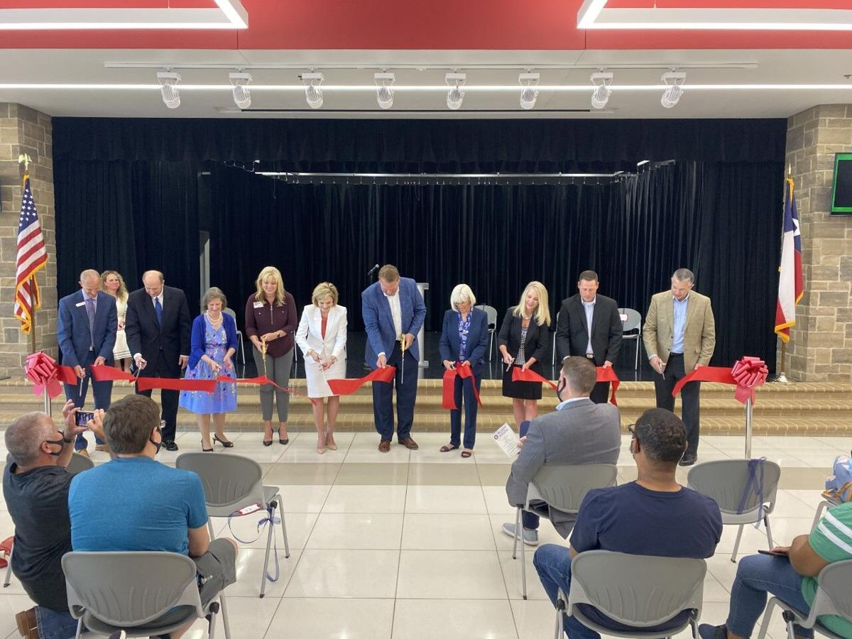 Lifetime legacy: Prosper ISD dedicates Sam Johnson Elementary in Celina