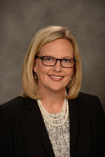 Prosper ISD athletic director Valerie Little