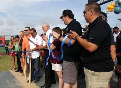 Old Celina Park Expansion opening