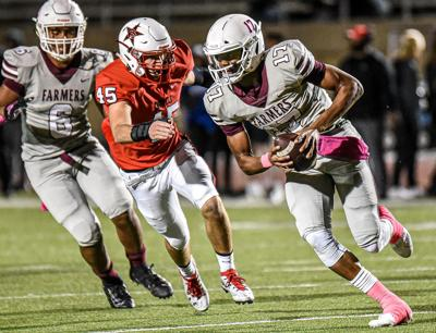 Lewisville vs Coppell Football
