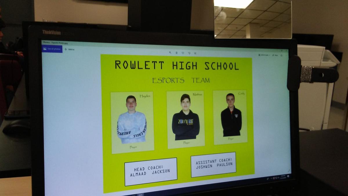 Esports comes to Rowlett High