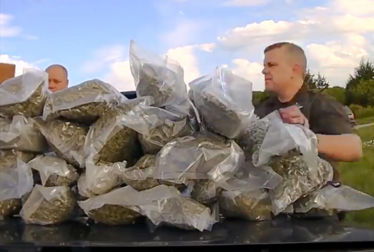 8-county drug task force seizes over 1,600 lbs of drugs | Plano Star