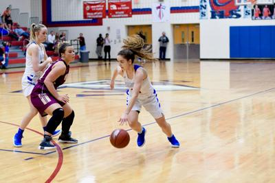 SUNNYVALE GIRLS BASKETBALL DANIELA MARCOR