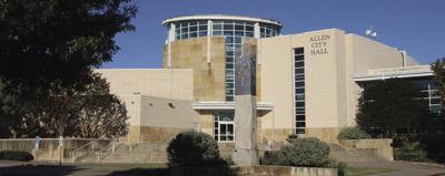 Allen City Hall