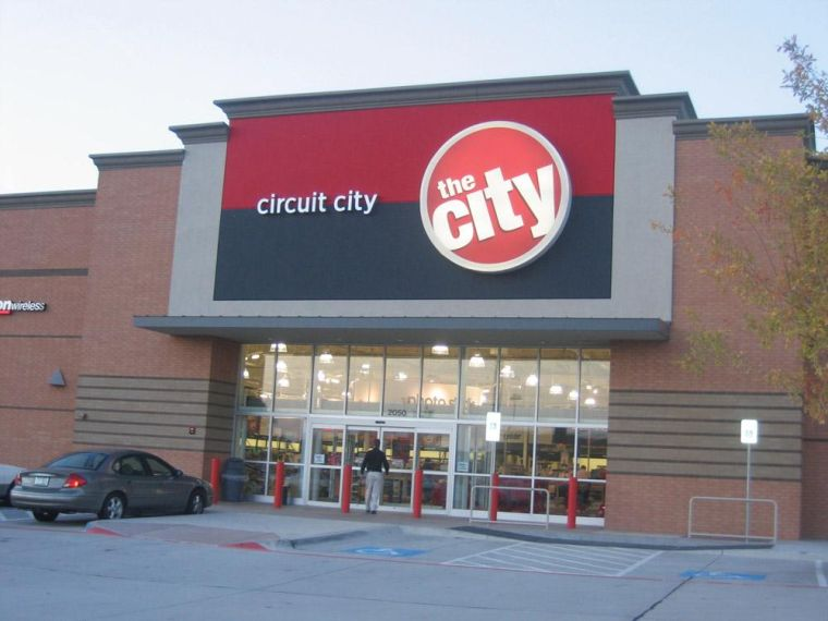 Circuit City Closing McKinney Store
