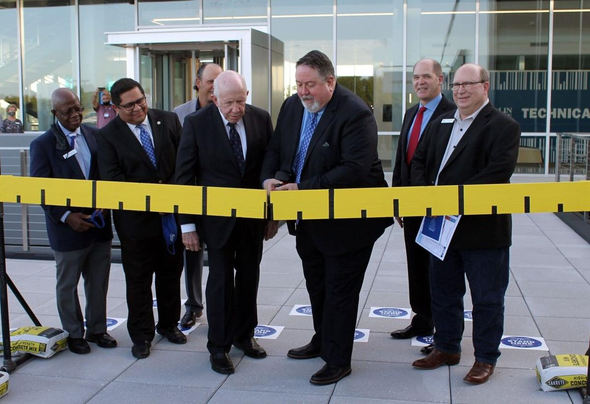 Collin College celebrates Technical Campus opening