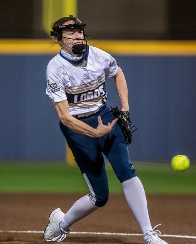 Maria Florentino Little Elm softball