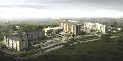 Carrollton proposed hotel