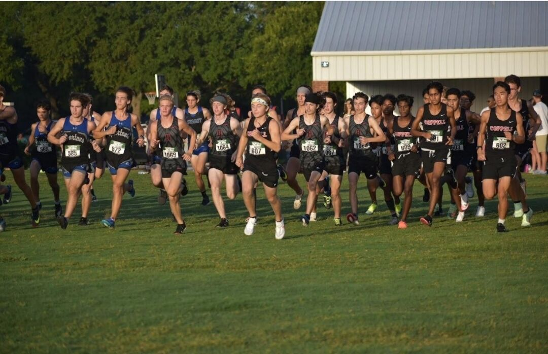 Coppell cross country 2021