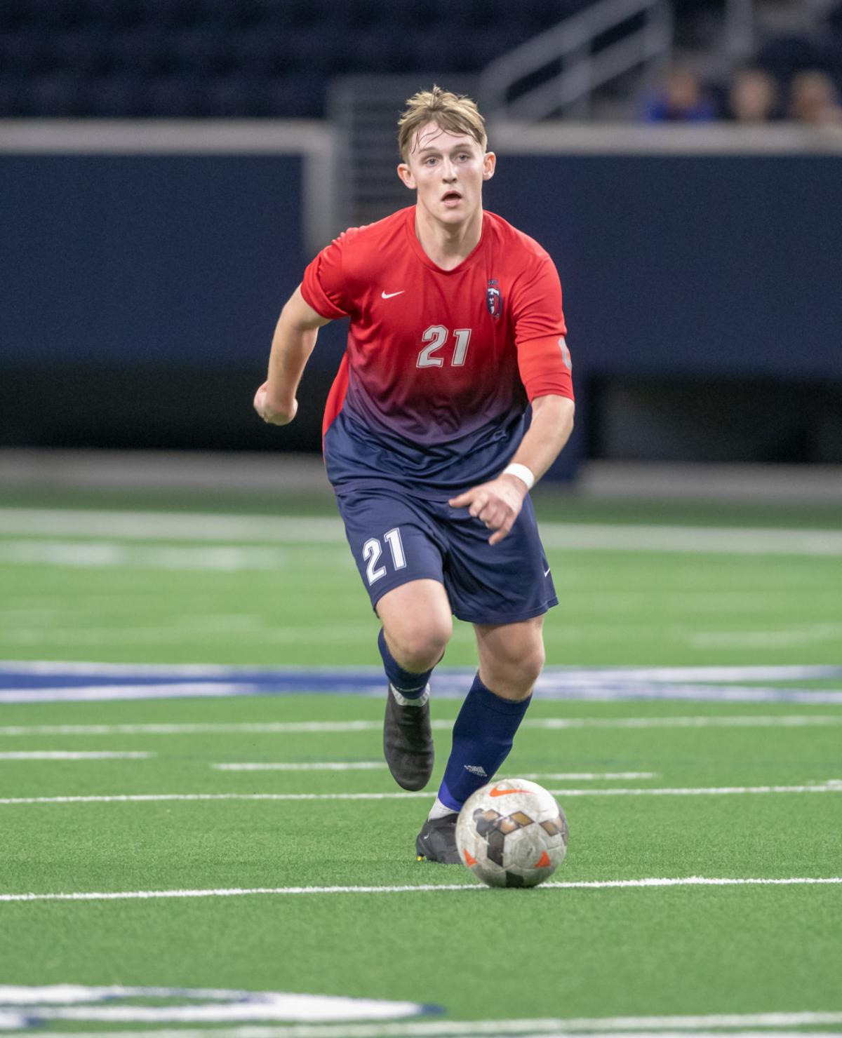 Frisco Centennial forward Nick Wanzer