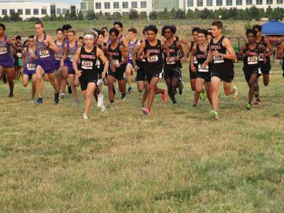 Coppell boys cross country 2021