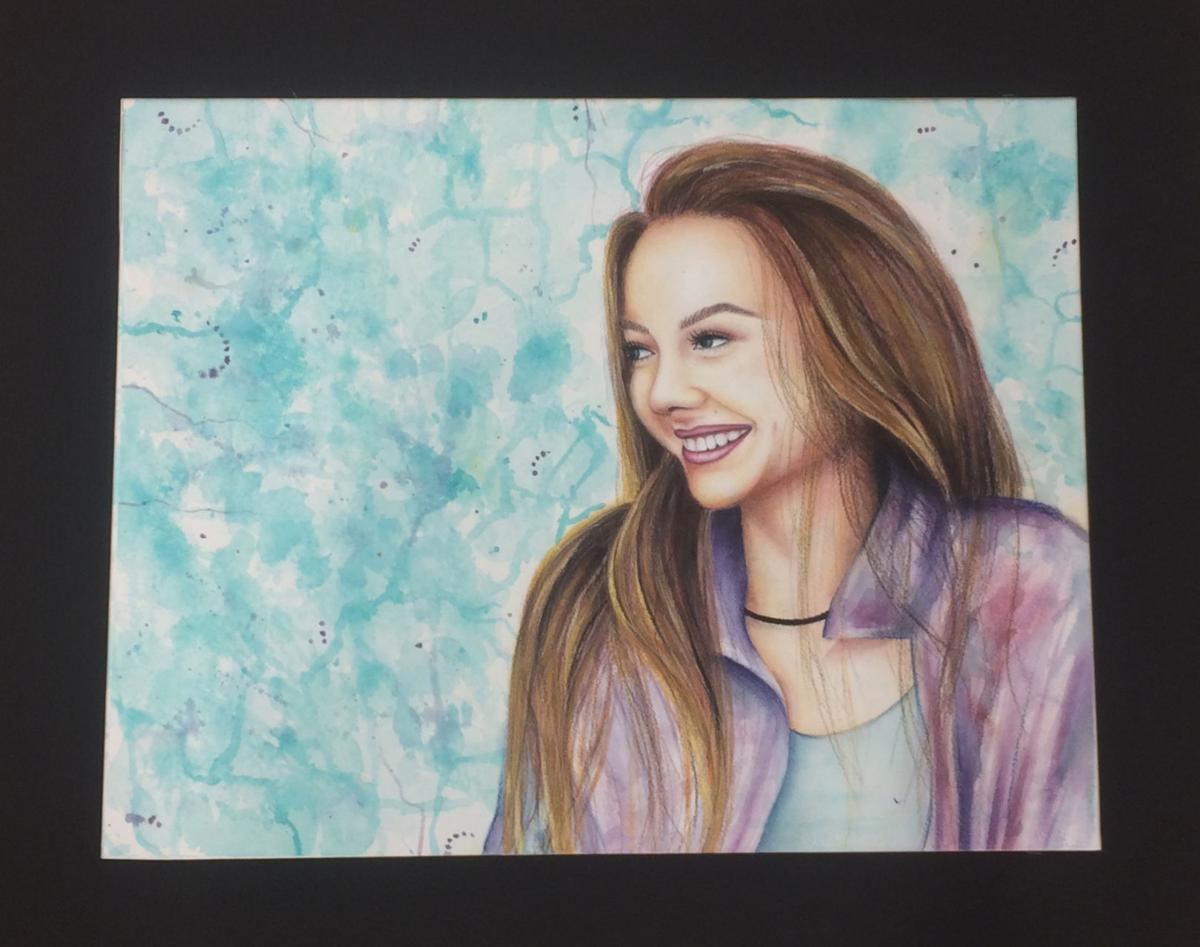 Medals abound for ldhs art department news starlocalmedia happy accident by kyrstin lake state vase qualifier reviewsmspy
