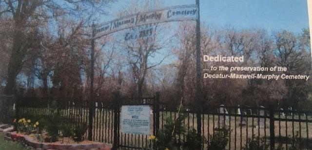 Decatur/Maxwell/Murphy Cemetery