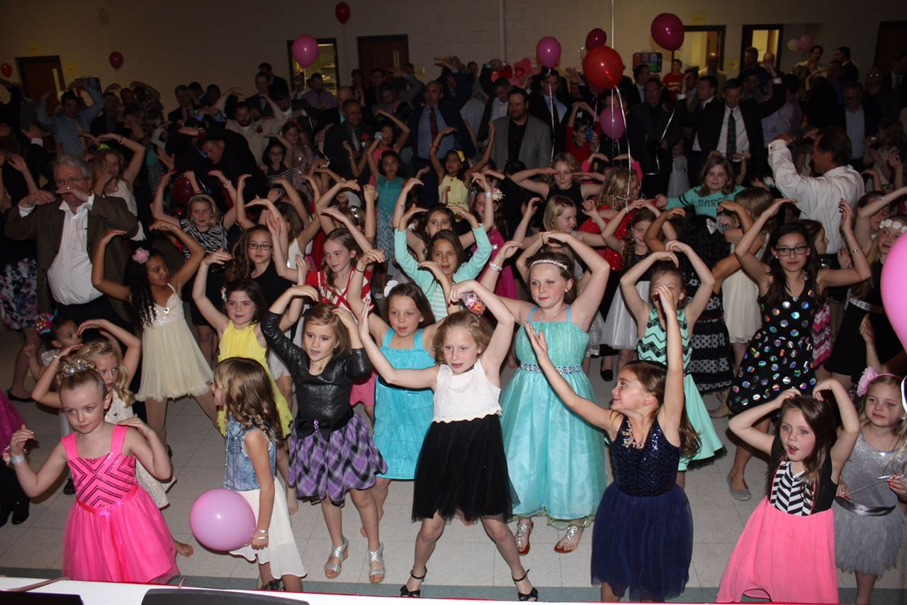 Of Frisco 2018 City Daddy Daughter Dance