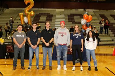 Plano Signing Day