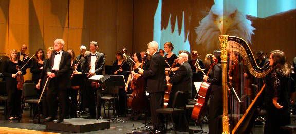 Symphony season begins