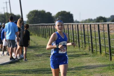 SUNNYVALE XC LILY JACOBS