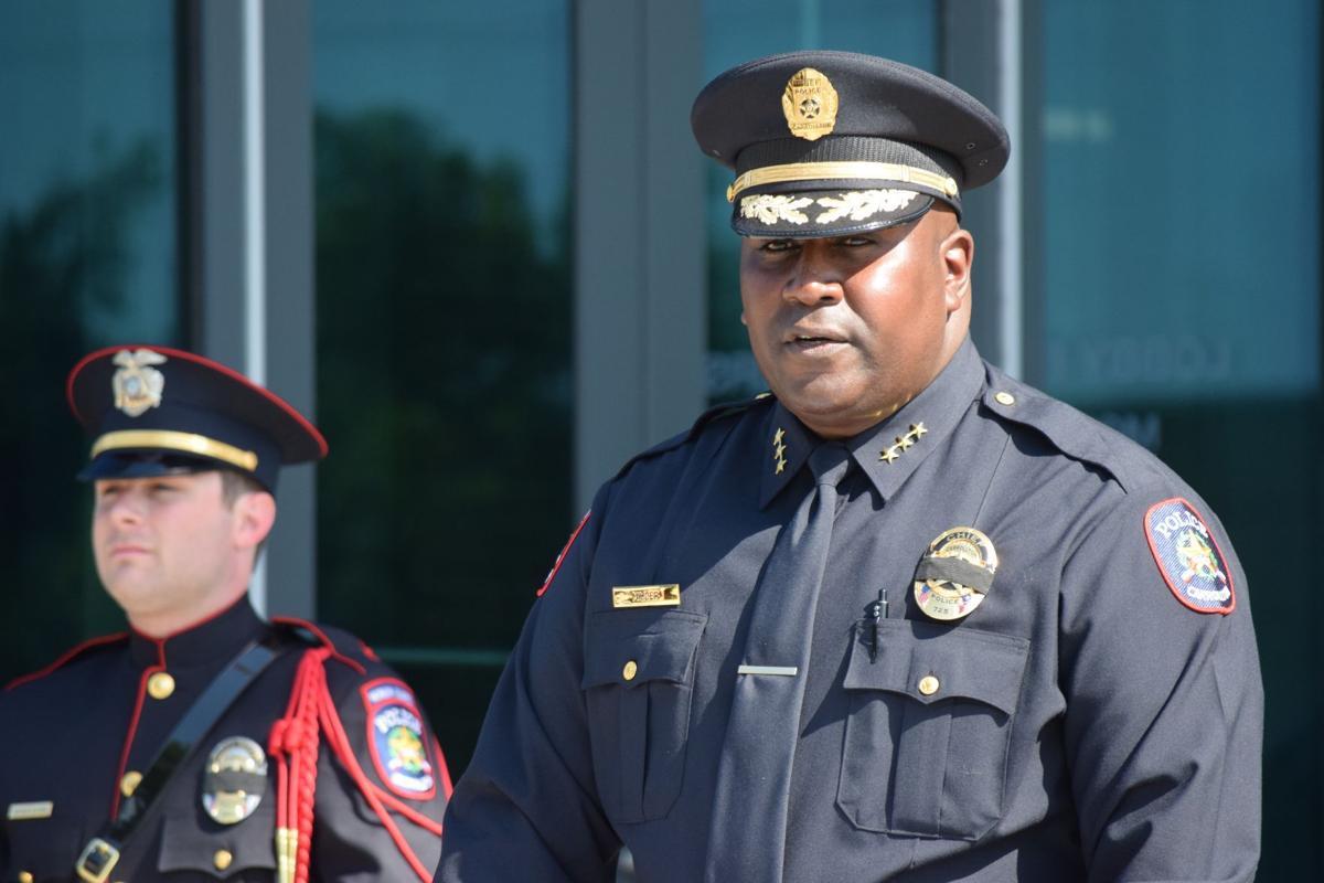 Chief Derick Miller