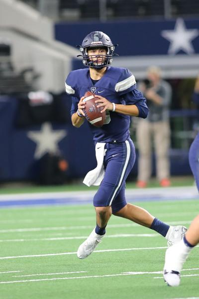 LONE STAR FOOTBALL GARRET RANGEL