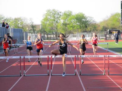Karlie Powell The Colony track