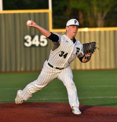 Prosper Baseball's Caleb Putnam